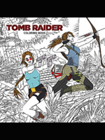 Omalovánky pro dospělé Tomb Raider