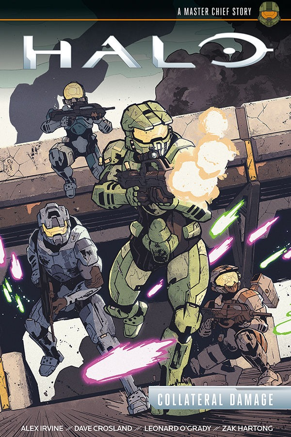 Komiks Halo - Collateral Damage (PC)