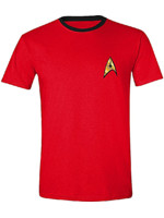 Tričko Star Trek - Scotty Uniform (velikost L) (PC)