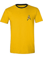 Tričko Star Trek - Kirk Uniform