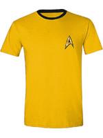 Tričko Star Trek - Kirk Uniform (velikost L) (PC)