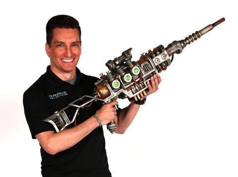 Replika Fallout - Plasma Rifle (114 cm) (PC)