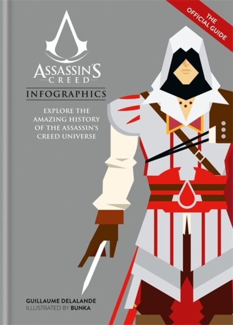 Kniha Assassin's Creed: Infographics (PC)