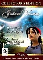 Jules Verne: Cesta na Měsíc + Tajuplný ostrov (PC)