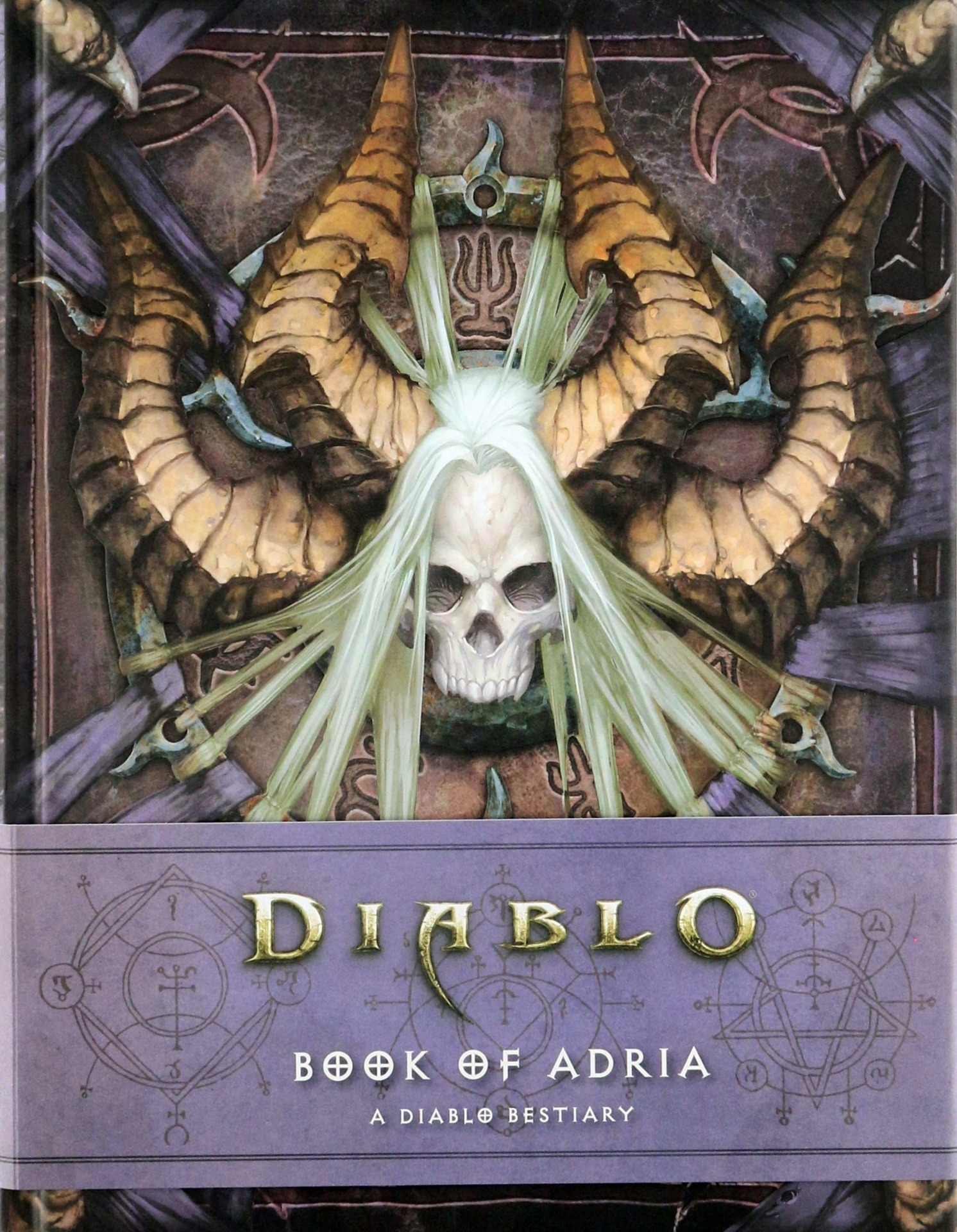 Kniha Diablo Bestiary - The Book of Adria (PC)