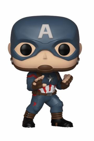 Figurka Avengers - Captain America Special Edition (Funko POP!)  (PC)