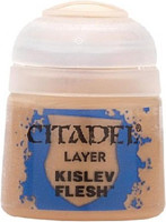 Citadel Layer Paint (Kislev Flesh) - krycí barva, světle červená