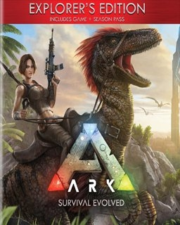 ARK Survival Evolved Explorers Edition (PC DIGITAL)