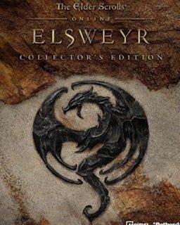 The Elder Scrolls Online Elsweyr Digital Collectors Edition (PC DIGITAL)