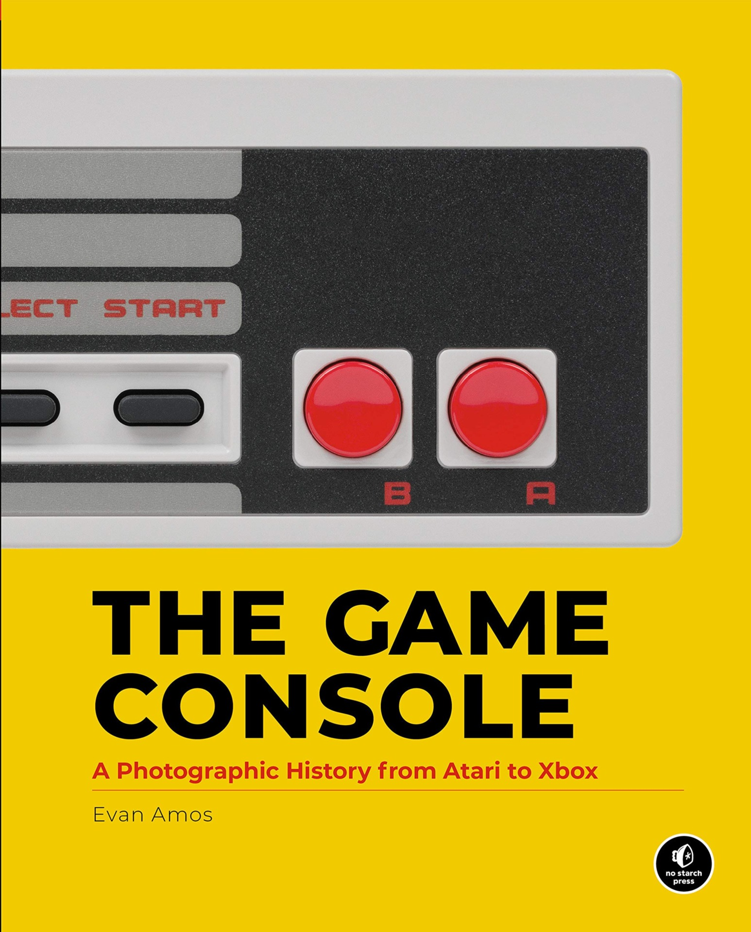 Kniha The Game Console: A Photographic History from Atari to Xbox (PC)
