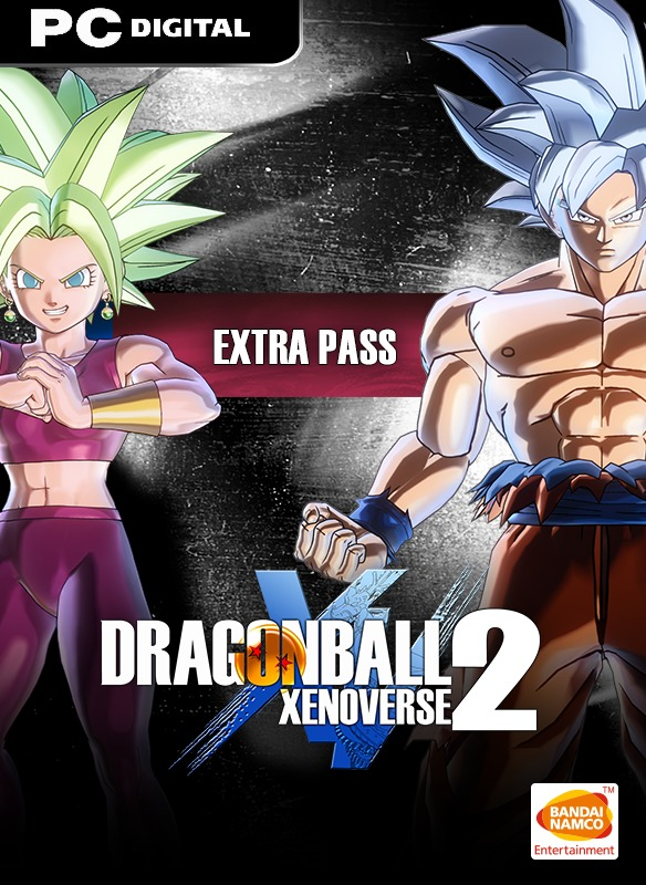 DRAGON BALL XENOVERSE 2 - Extra Pass (PC) Klíč Steam (PC)