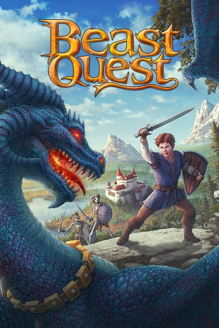 Beast Quest (PC) Klíč Steam (PC)