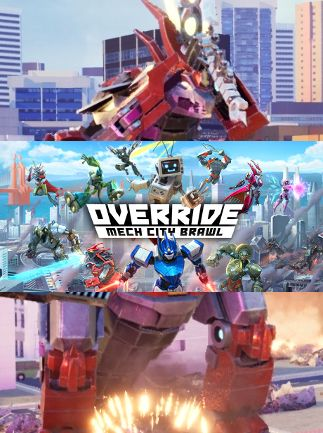 Override: Mech City Brawl (PC) Klíč Steam (PC)