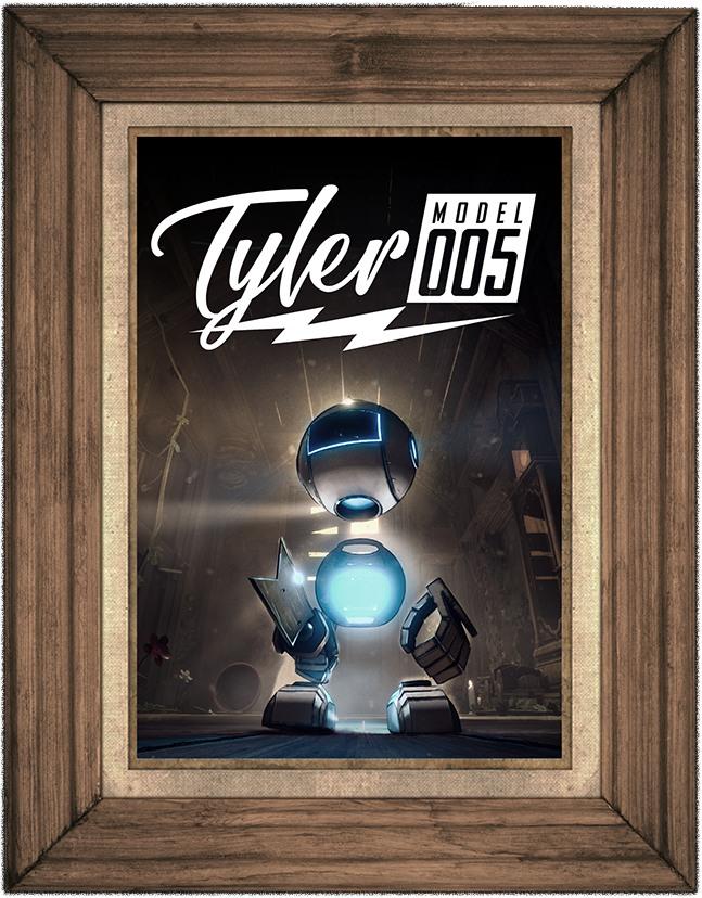 Tyler: Model 005 (PC) Klíč Steam (PC)