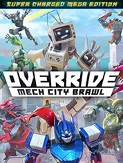 Override: Mech City Brawl Super Mega Charged Edition (PC) Klíč Steam (PC)