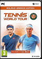 Tennis World Tour Roland-Garros Edition (PC) Klíč Steam