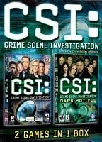 CSI : Crime Scene Investigation + Dark Motives (PC)