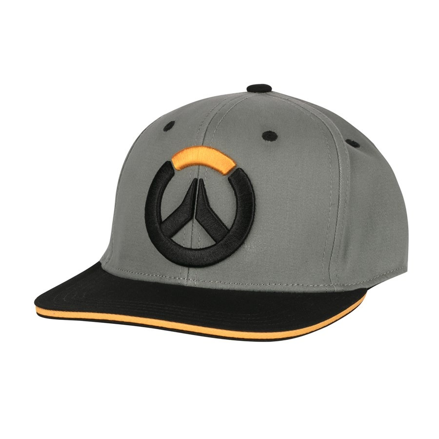 Kšiltovka Overwatch - Blocked Stretch Fit Hat (PC)