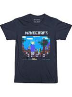 Tričko dětské Minecraft - Vintage Brawler (velikost L) (PC)