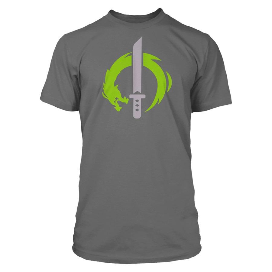 Tričko Overwatch - Genji Icon (americká vel. M / evropská L) (PC)