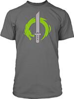 Tričko Overwatch - Genji Icon (americká vel. XL / evropská XXL) (PC)