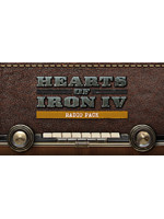 Hearts of Iron IV: Radio Pack (PC) Klíč Steam