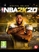 NBA 2K20 Digital Deluxe (PC) Klíč Steam
