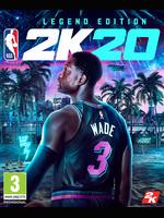 NBA 2K20 Legend Edition (PC) Klíč Steam