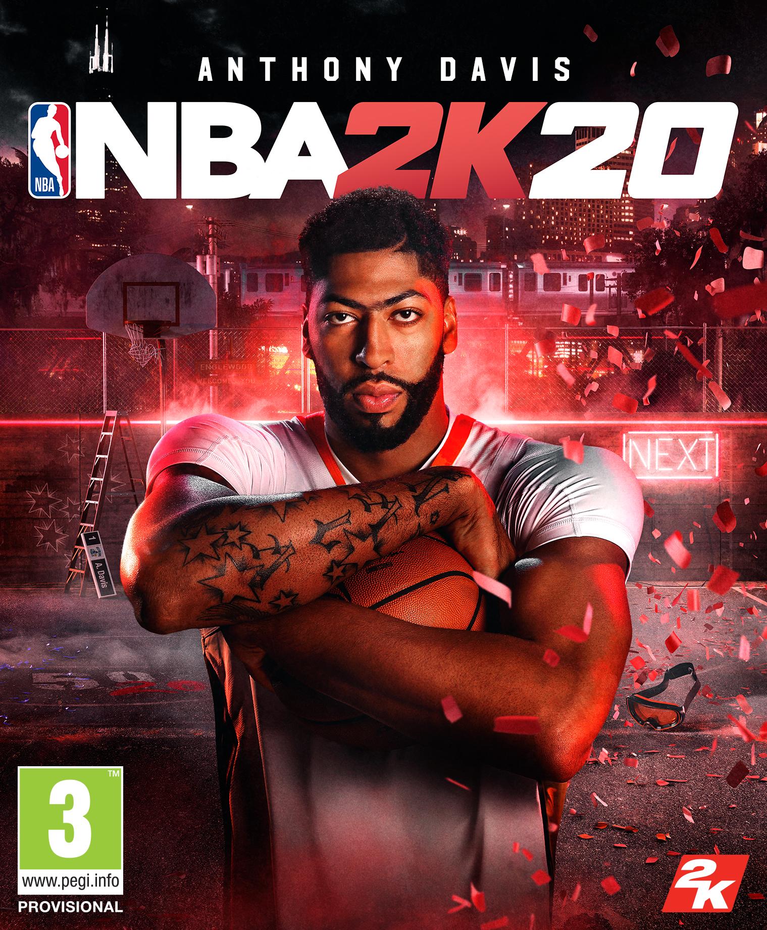 NBA 2K20 (PC) Klíč Steam (PC)