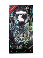Přívěšek Alien - 40th Anniversary Necklace