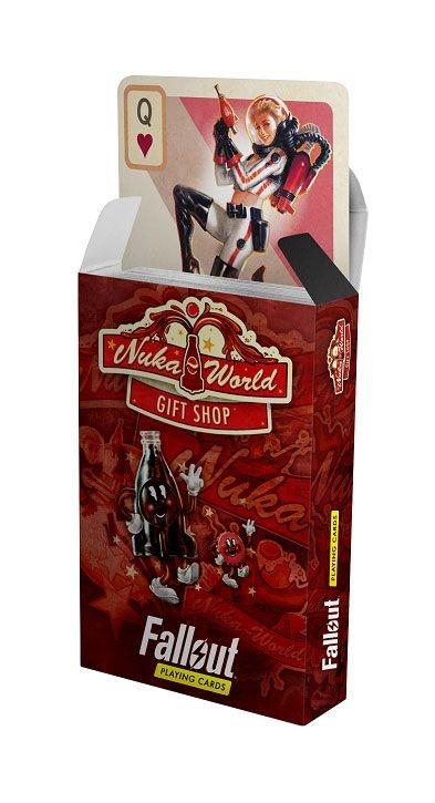 Herní karty Fallout - Nuka World Gift Shop (PC)