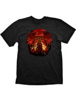 Tričko Dark Souls - Old Iron King (velikost L)