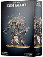 W40k: Chaos Knight: Knight Desecrator