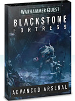 Desková hra Warhammer Quest: Blackstone Fortress - Advanced Arsenal