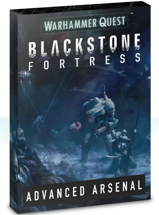 Desková hra Warhammer Quest: Blackstone Fortress - Advanced Arsenal (rozšíření) (PC)