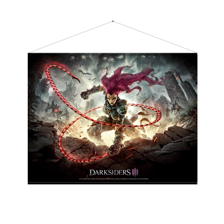 Wallscroll Darksiders 3 - Keyart (PC)