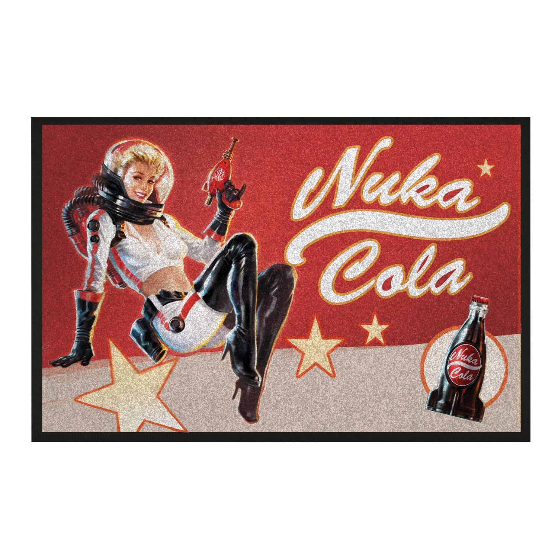 Rohožka Fallout - Nuka Cola Pin-Up (PC)