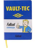 Zápisník Fallout - Vault-Tec