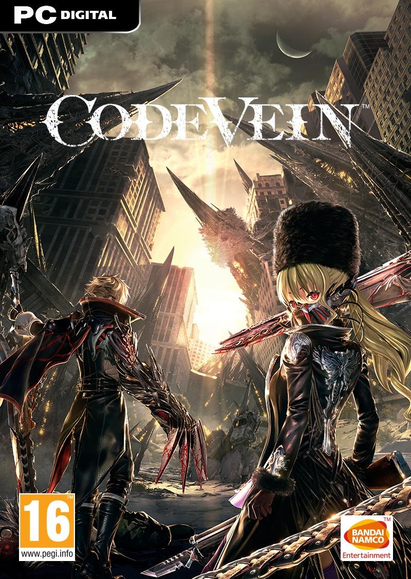 Code Vein (PC) Klíč Steam + DLC (PC)