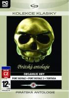 Pirátská antologie: Port Royale + Port Royale 2 + Tortuga (PC)