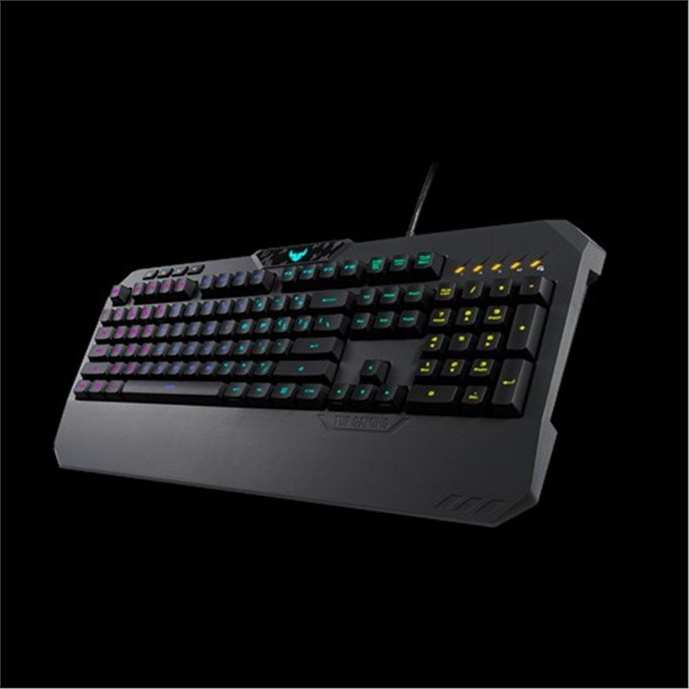 Herní klávesnice Asus TUF Gaming K5  (PC)