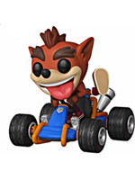 Figurka Crash Team Racing - Crash Bandicoot (Funko POP! Rides)