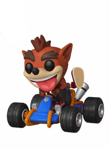 Figurka Crash Team Racing - Crash Bandicoot (Funko POP! Rides 64) (PC)