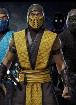 Mortal Kombat 11 Klassic Arcade Ninja Skin Pack 1 (PC) Klíč Steam (PC)