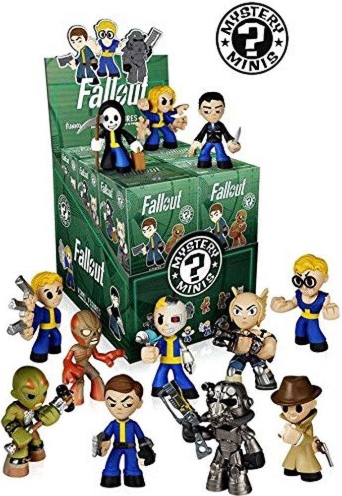 Figurka Fallout - náhodný výběr (Funko Mystery Minis) (PC)