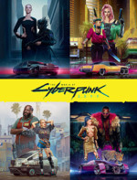Kniha The World of Cyberpunk 2077