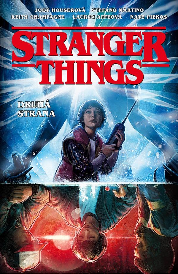 Komiks Stranger Things - Druhá strana (PC)