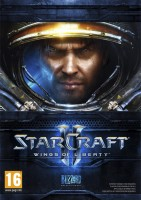 Starcraft II - Wings of Liberty - PC 1399kč!