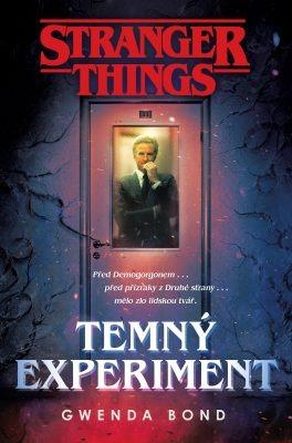 Kniha Stranger Things - Temný experiment (PC)