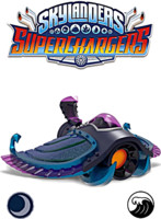 Figurka Skylanders Superchargers: Sea Shadow